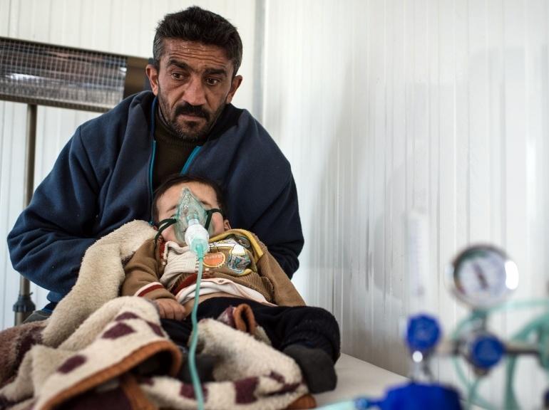 Crédit photo : Edouard Elias enlevé en Syrie